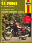 Suzuki GT380 GT550 Haynes Manual
